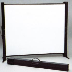 携帯スクリーン(卓上型) 40インチ
