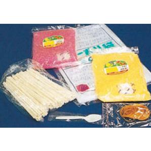 綿菓子100食セット(ピンク・イエロー)