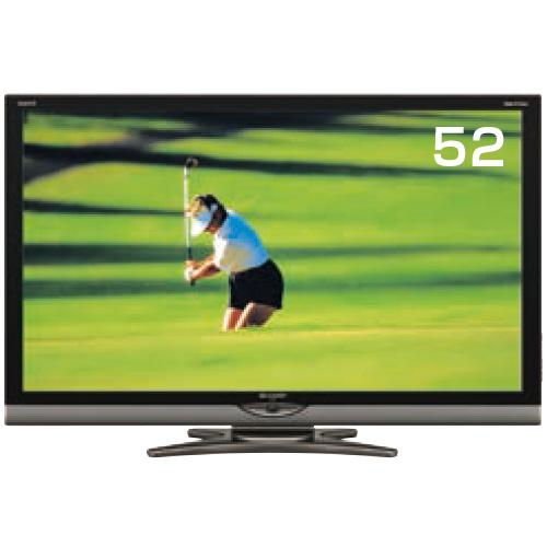 52型液晶ディスプレイテレビ