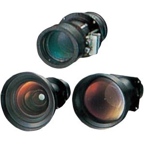 プロジェクター用交換レンズ PT-DZ8700用 中焦点レンズ