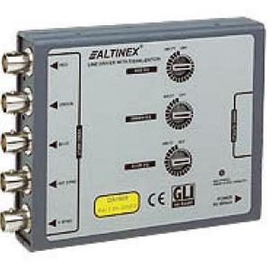 ラインドライバーケーブル補償機能付RGBドライバアンプ