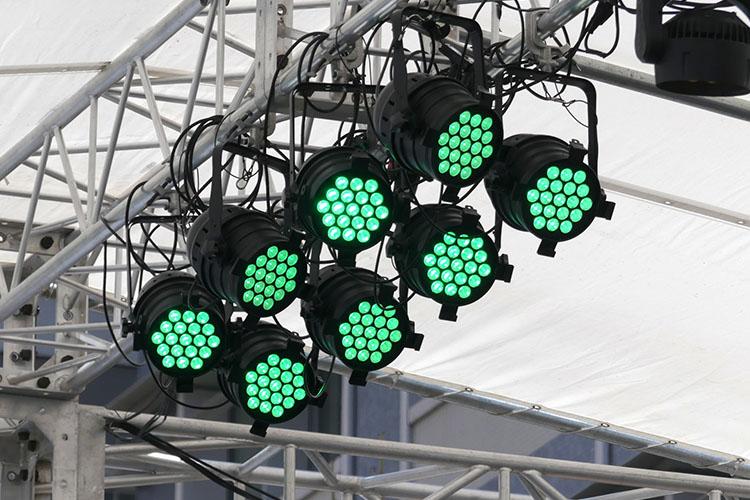 映像・照明・演出用品